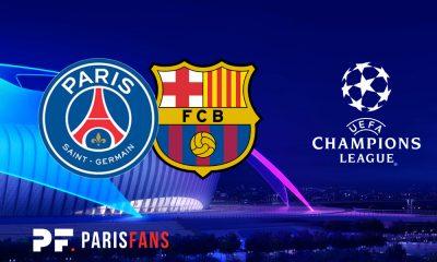 PSG/Barcelone - Les équipes officielles : Draxler et Florenzi titulaires