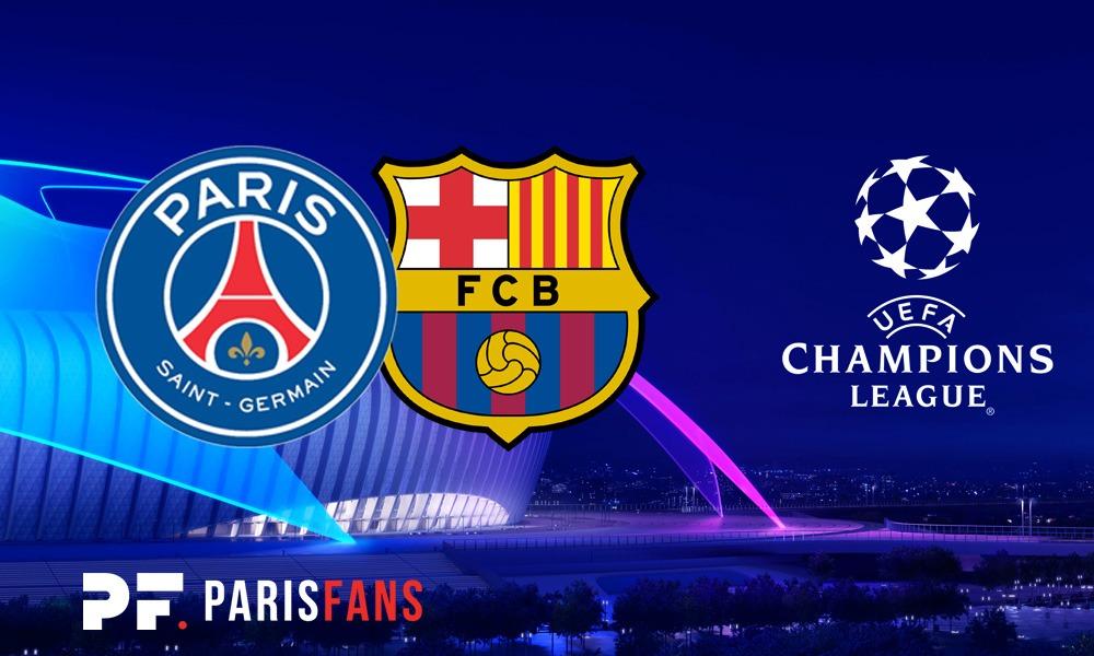 PSG/Barcelone - Le point officiel sur le groupe : Neymar est finalement forfait !