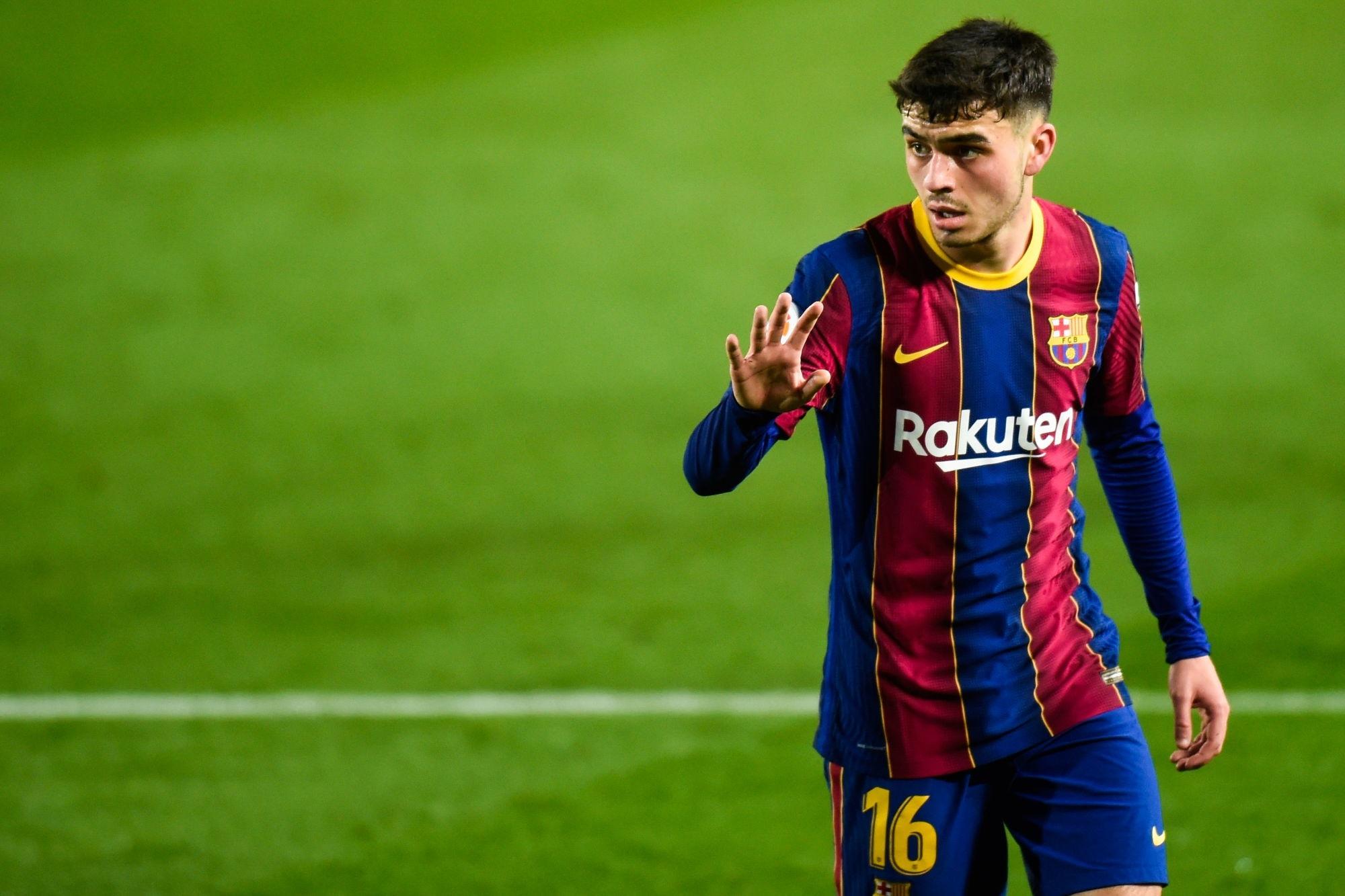 PSG/Barcelone - Pedri est déjà de retour à l'entraînement, pas Araujo