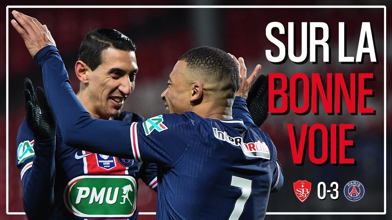 Podcast PSG - Victoire à Brest avec de bons points avant Barcelone
