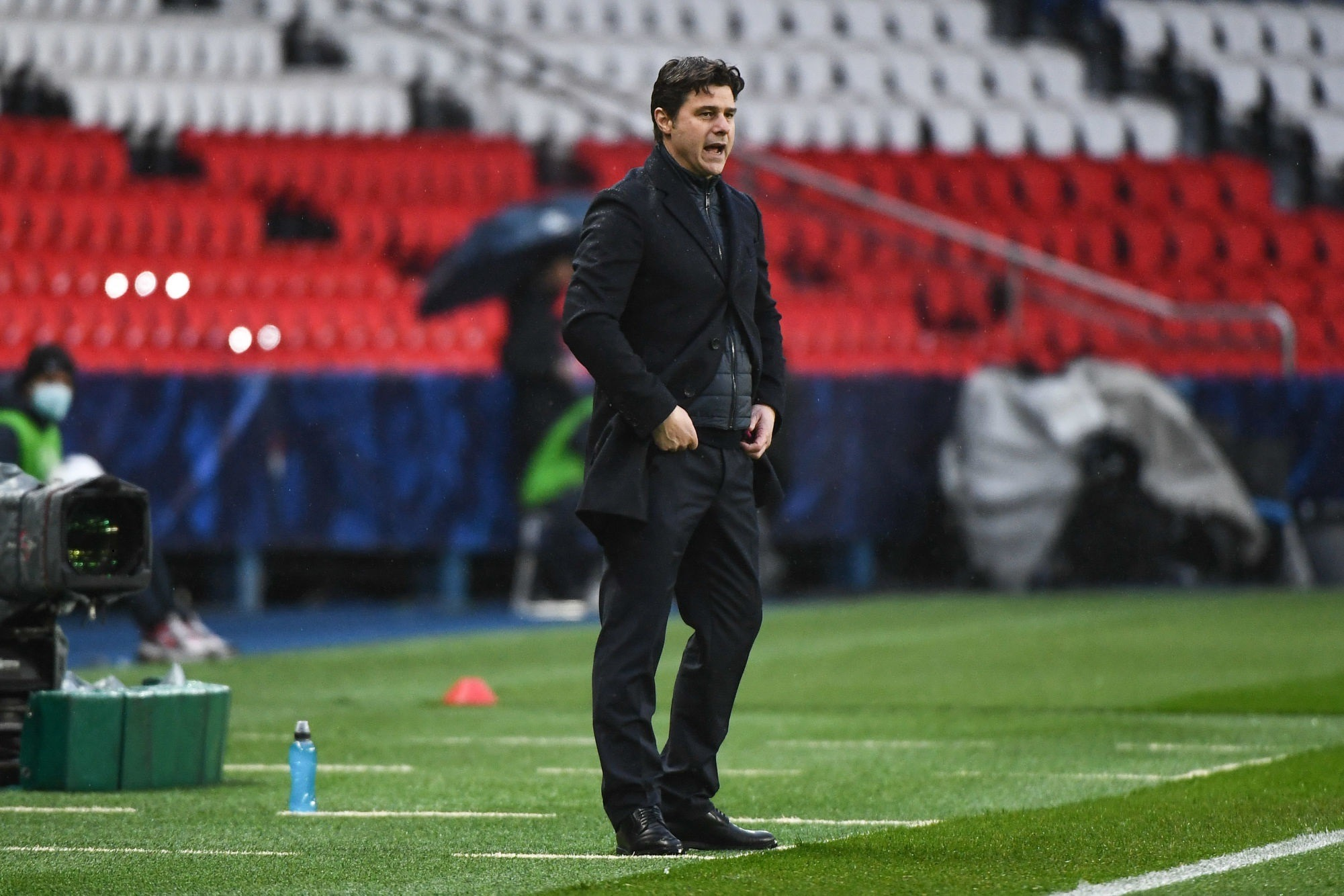 PSG/Lille - Pochettino revient sur la qualification dans des «circonstances difficiles»