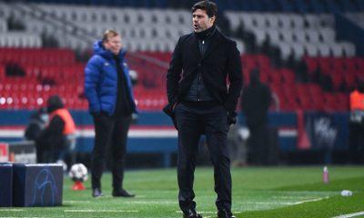 """PSG/Barcelone - Pochettino """"nous ne l'avons pas abordé de la meilleure des manières"""""""