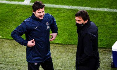 "Leonardo casse la rumeur ""fatigante"" d'un départ de Pochettino"