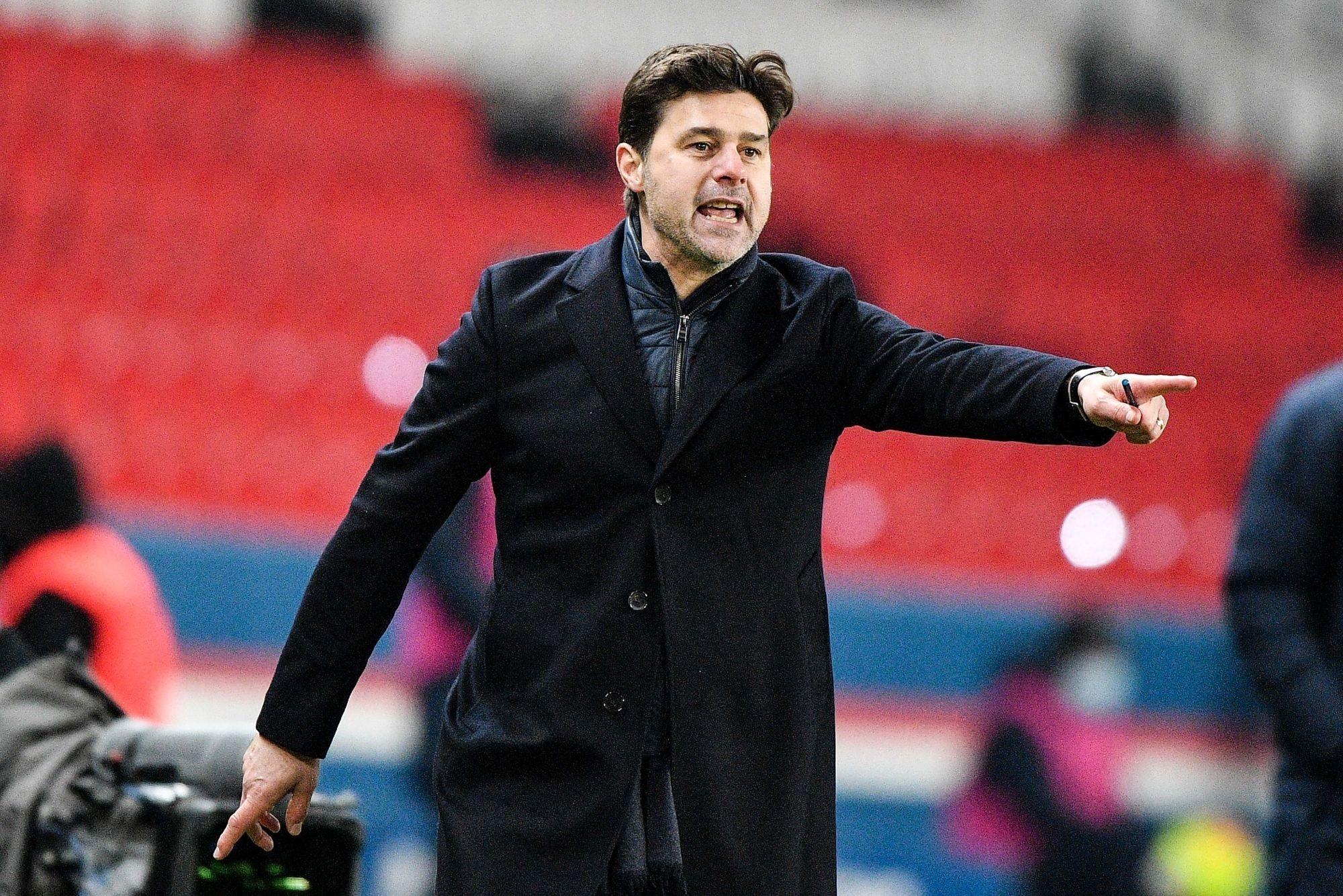 """PSG/Lille - Pochettino """"Nous allons chercher la meilleure façon de jouer pour gagner."""""""