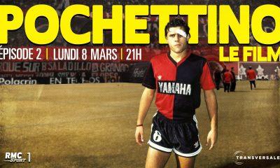 """Retrouvez le 2er épisode de """"Pochettino, le film"""" ce lundi 8 mars à 21h sur RMC Sport"""