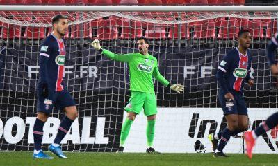 """Brest/PSG - Sergio Rico revient sur la victoire et est """"très heureux de pouvoir aider"""""""