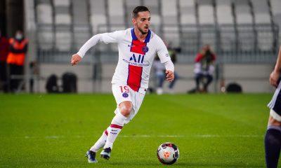 """Bordeaux/PSG - Sarabia souligne qu'il était important de """"continuer à enchainer"""""""