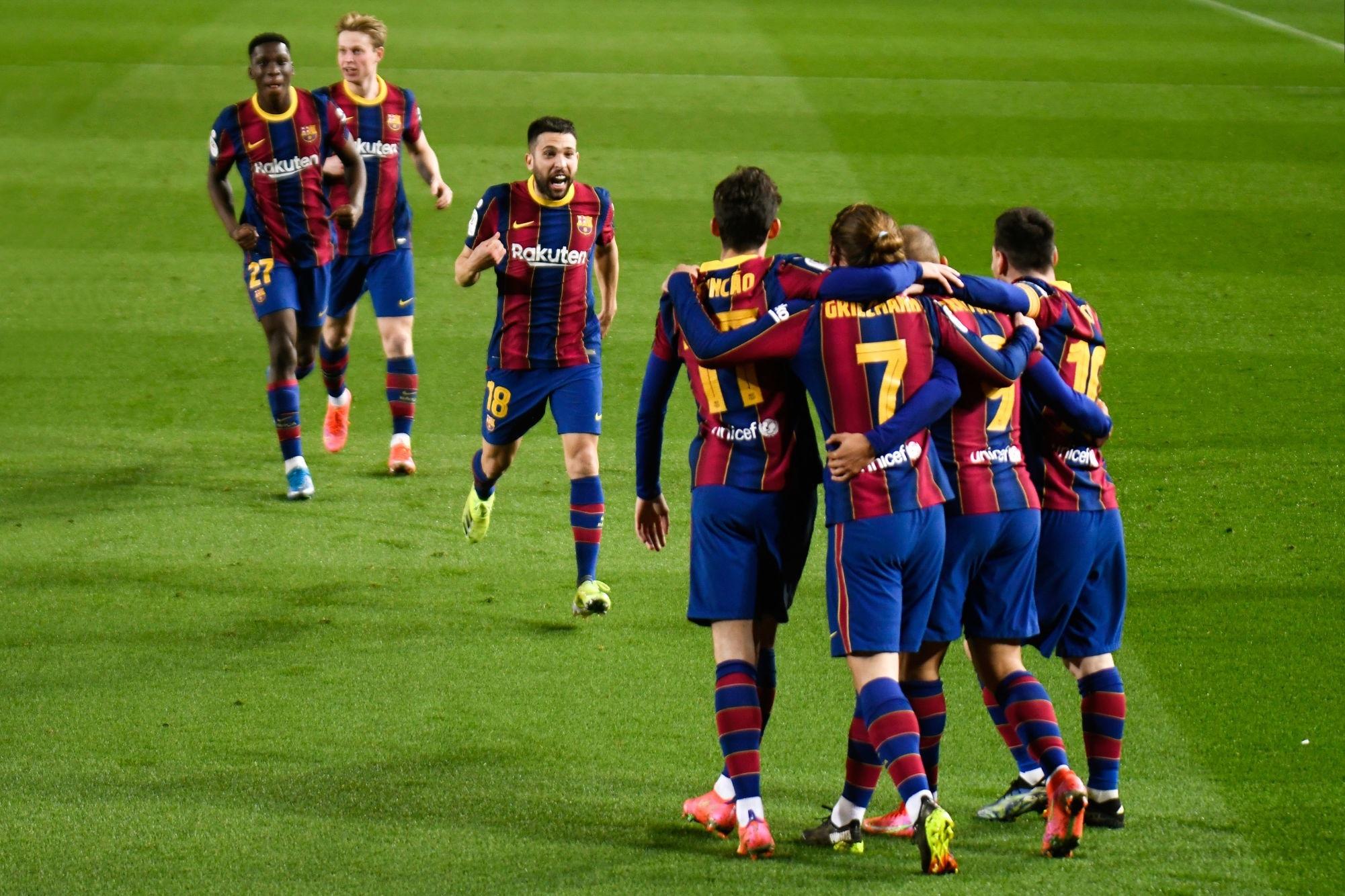 LDC - Le Barça a su renverser le FC Séville en demi-finale de la Coupe du Roi