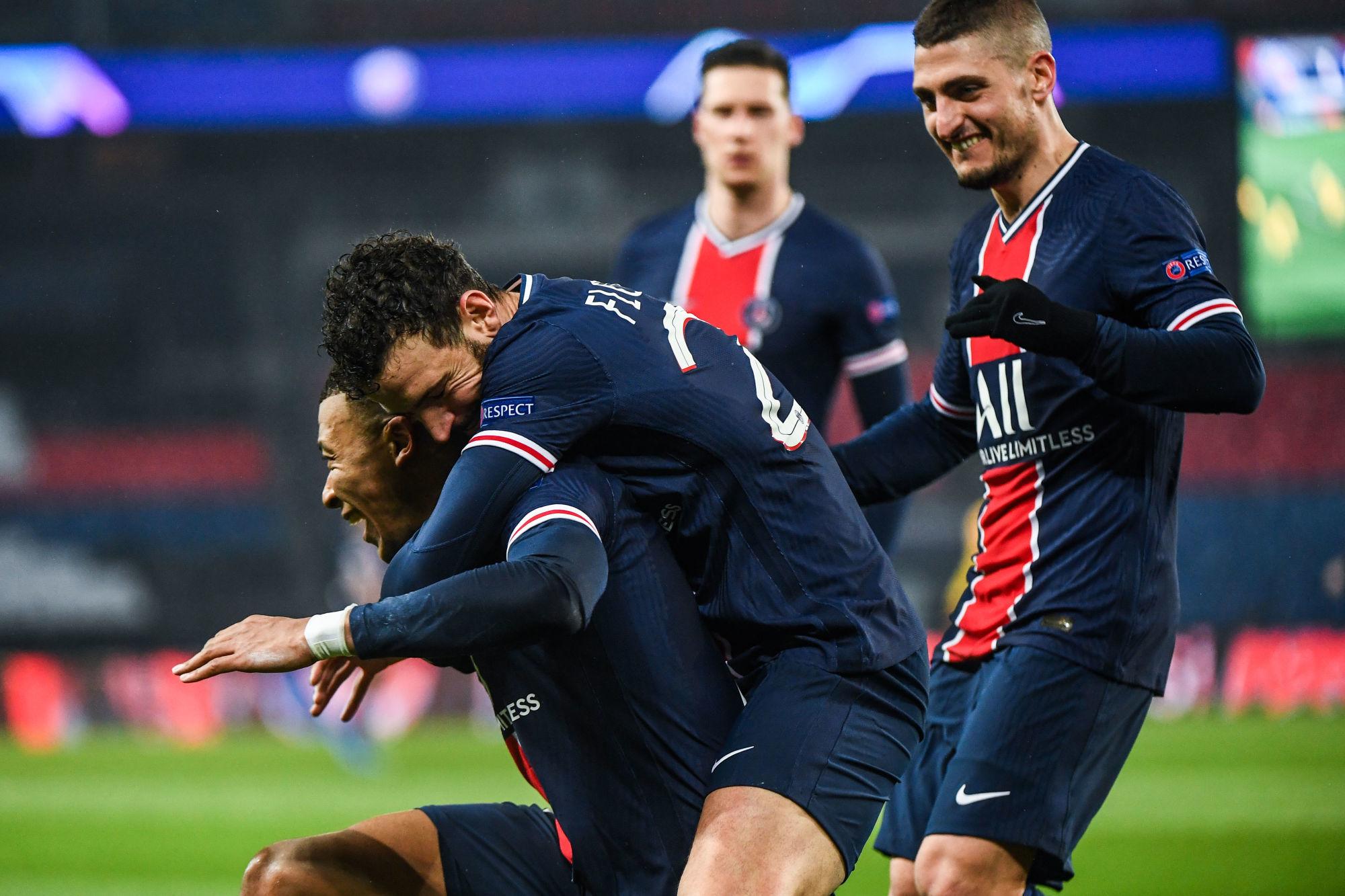 PSG/Bayern - Verratti et Florenzi probablement prêts, confirme Le Parisien