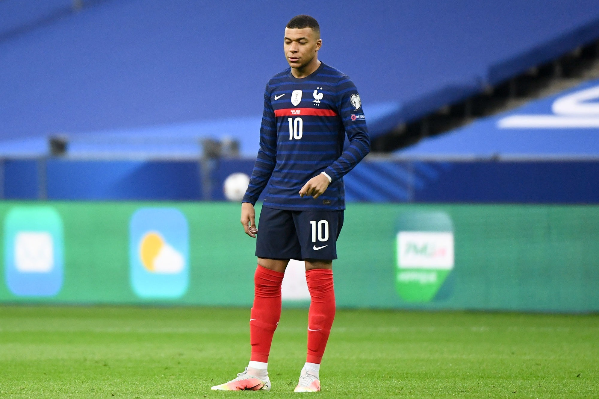 Kazakhstan/France - L'équipe des Bleus selon la presse : Mbappé remplaçant ?
