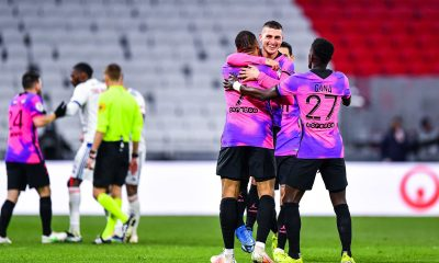 Lyon/PSG – Les notes des Parisiens dans la presse : une belle équipe, Mbappé et Verratti au top