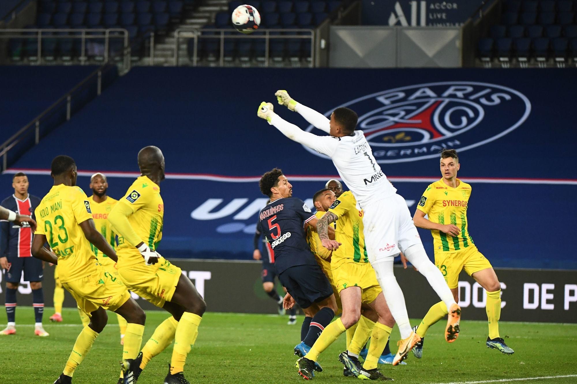 Résumé PSG/Nantes (1-2) - La vidéo des buts et des temps forts du match