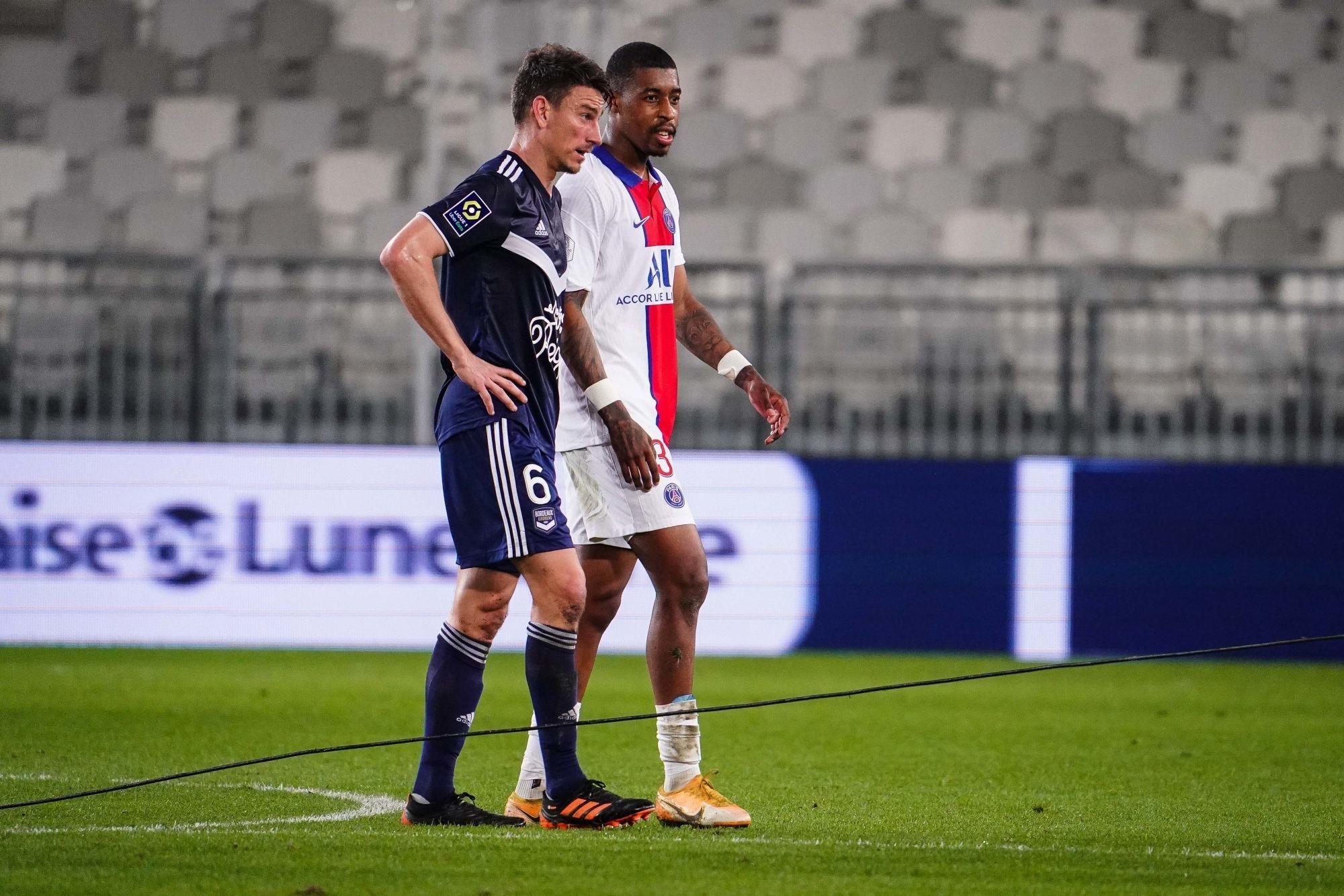"""Bordeaux/PSG - Kimpembe est clair : gagner """"ce n'est pas un pacte, c'est une obligation"""