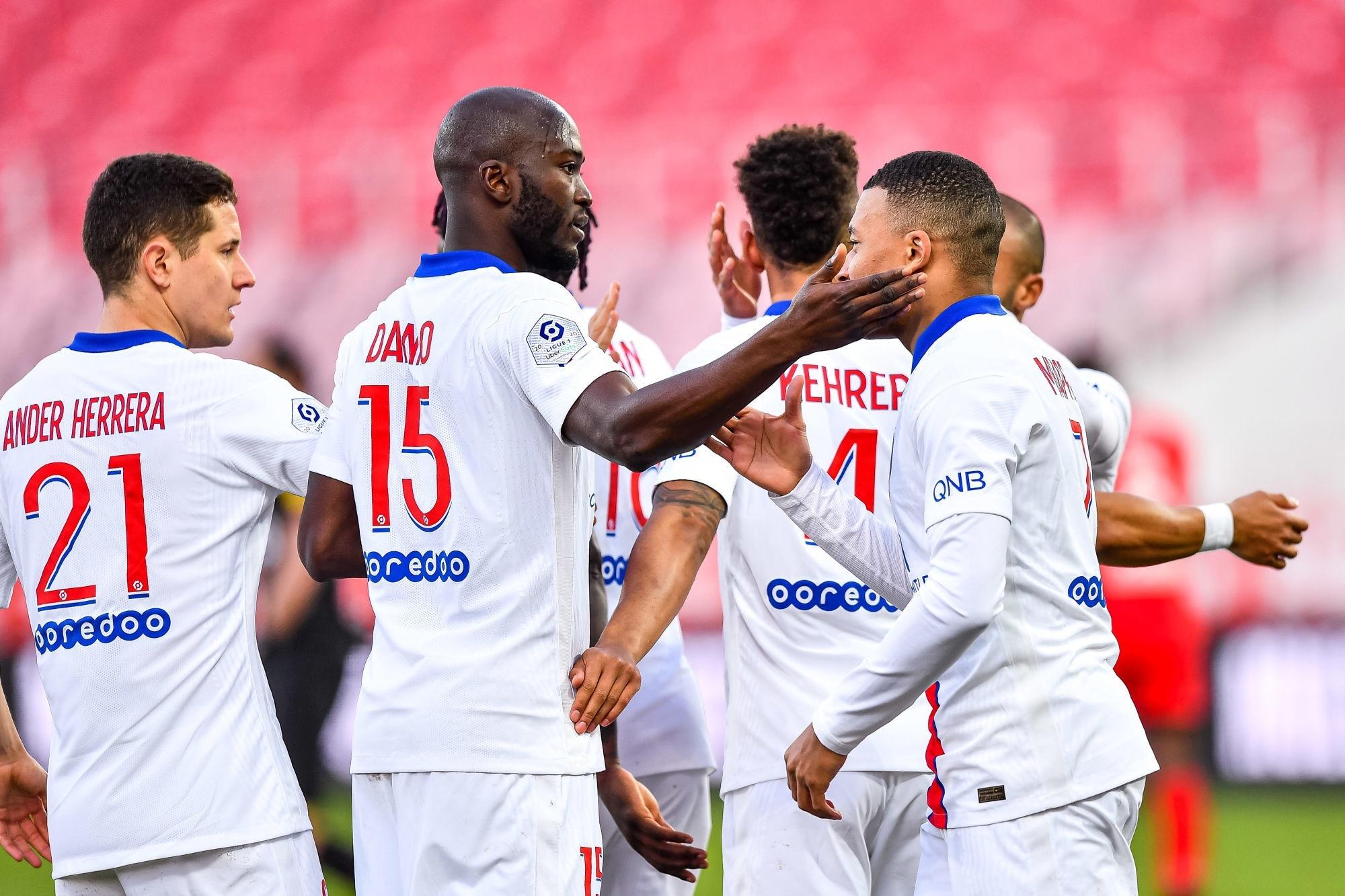 Dijon/PSG - Revivez la victoire parisienne au plus près des joueurs