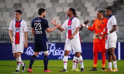 Bordeaux/PSG – Les tops et flops de la victoire parisienne sans relief