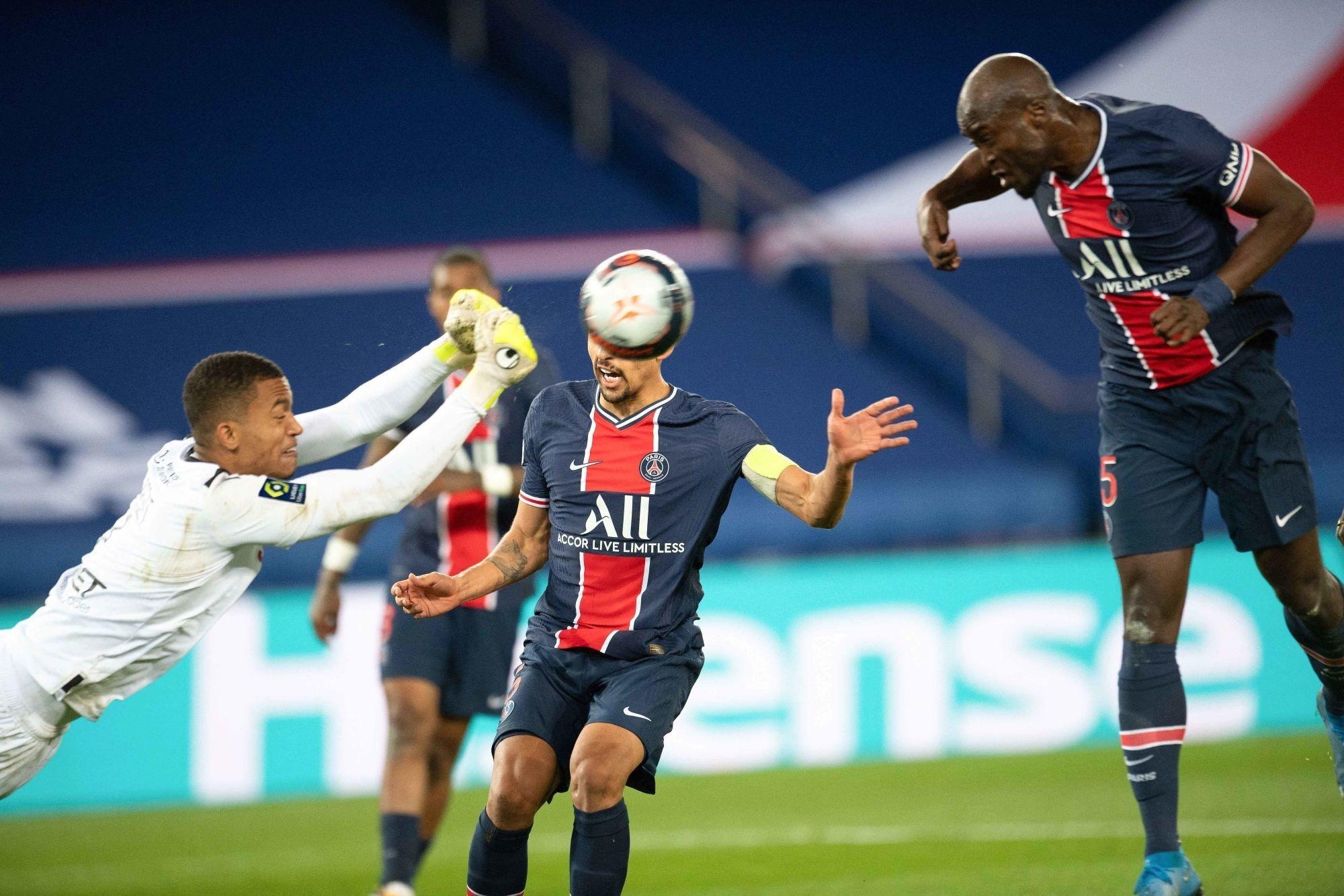 Ligue 1 - Aucun joueur du PSG dans l'équipe-type de la 29e journée de L'Equipe