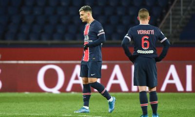 Les images du PSG ce dimanche: défaite face à Nantes, cambriolage et This is Paris