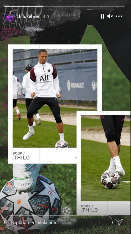 Les images du PSG ce lundi: Préparation pour le Bayern, interview de Paredes et le JT