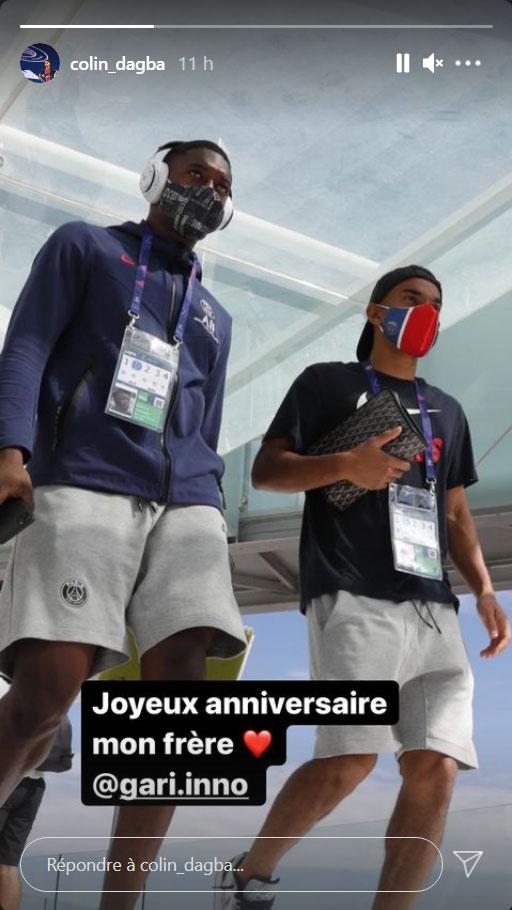 Les images du PSG ce vendredi: Entraînement, No Comment et anniversaire d'Innocent
