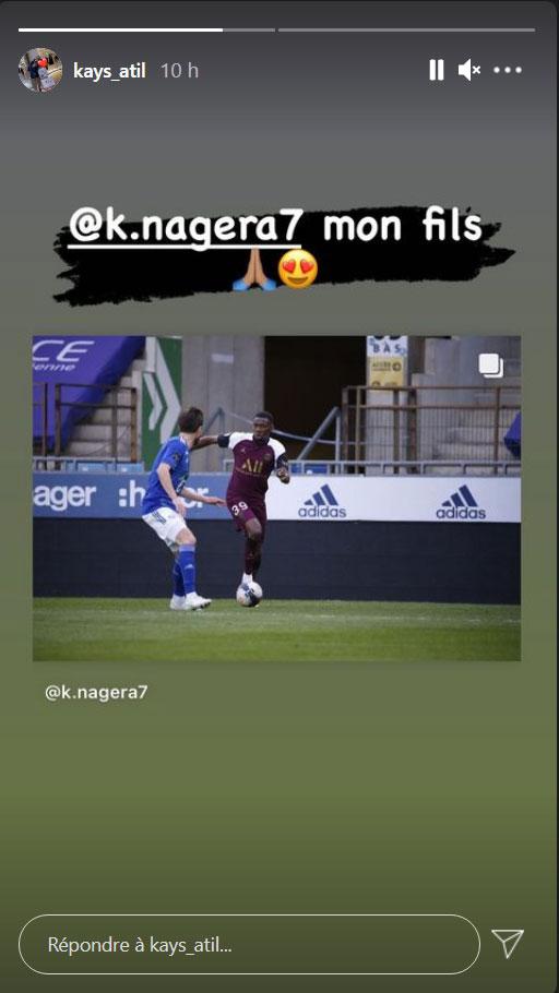 Les images du PSG ce dimanche: This is Paris et images Strasbourg/PSG et repos