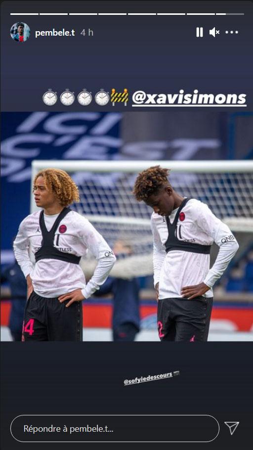 Les images du PSG ce dimanche: 2 victoires importantes pour Paris !