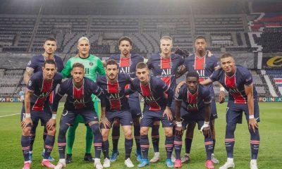 Les images du PSG ce jeudi: Paris sous silence
