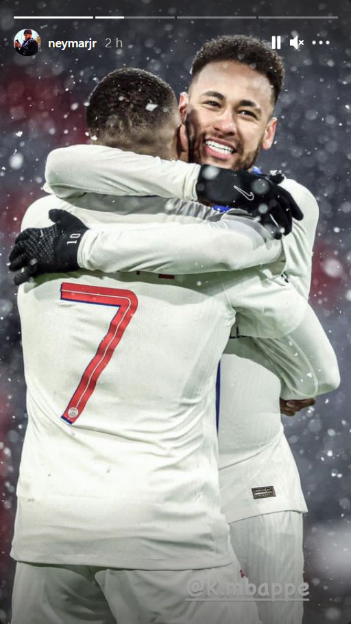 The images of PSG this Wednesday: Collective victory against Bayern