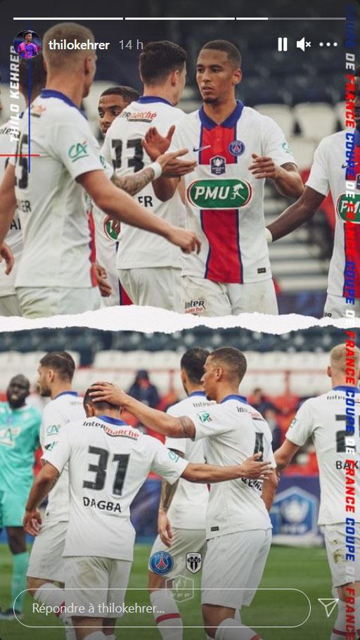 Les images du PSG ce jeudi: Retour sur la qualification, anniversaire et signature des titis