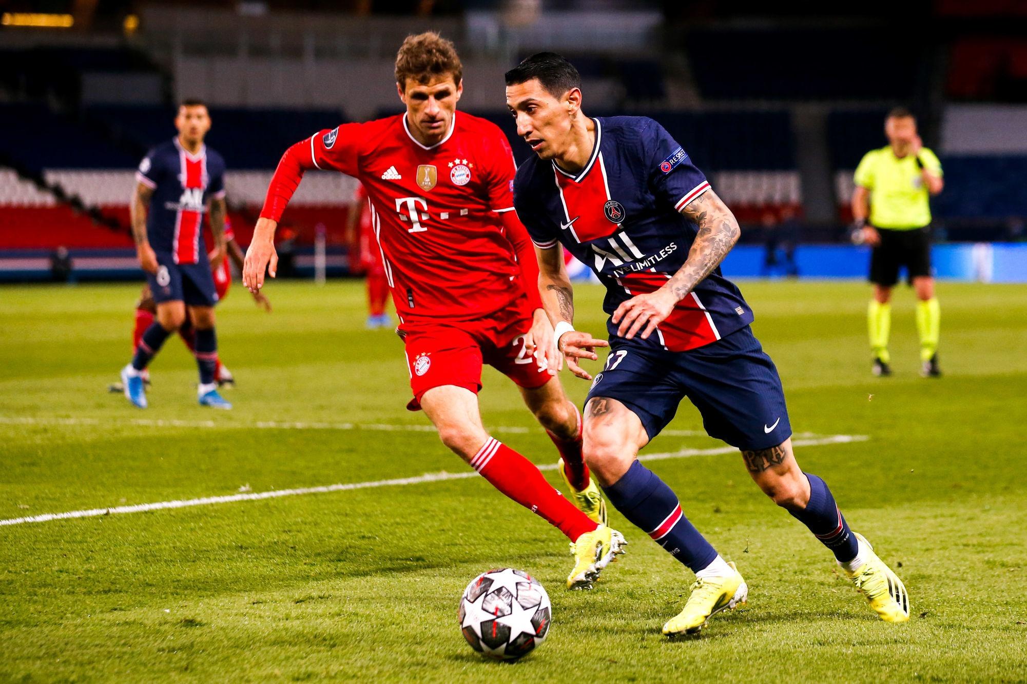 PSG/Bayern - Di Maria heureux d'une qualification au mérite