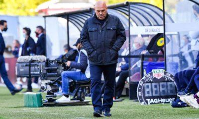"""Metz/PSG - Antonetti regrette """"on a fait des erreurs qui ont coûté cher"""""""
