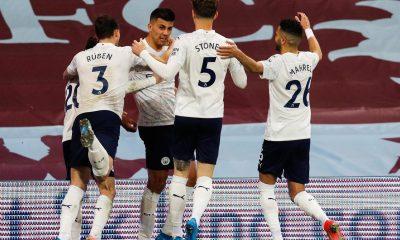 LDC - Manchester City s'est impose à Aston Villa une semaine avant le PSG