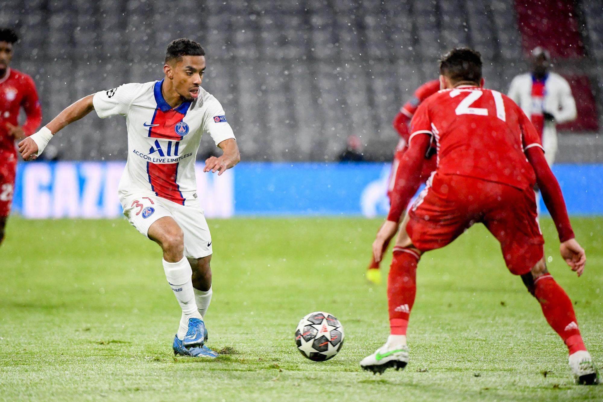 """Bayern/PSG - Pour Dagba, Paris devra """"rester concentré"""" et """"collectif"""" au match retour"""