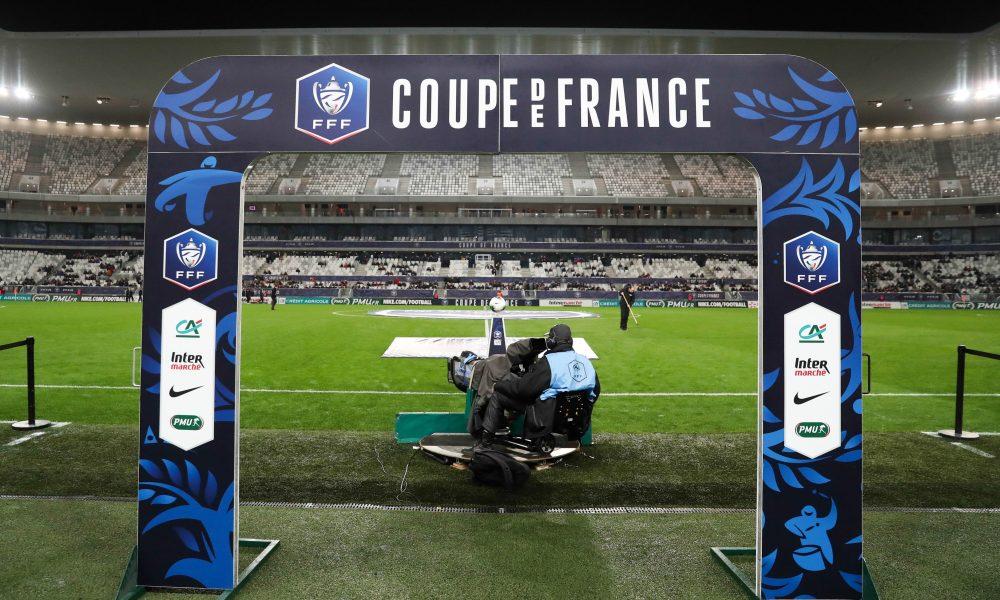 La calendrier de la Coupe de France 2021-2022 dévoilé
