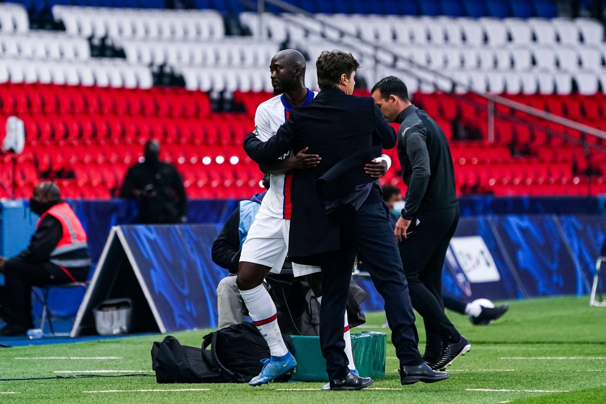 Danilo évoque son intégration au PSG, son poste et remercie Pochettino