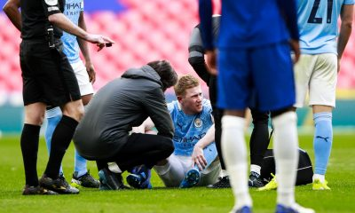 PSG/Manchester City - De Bruyne forfait mercredi contre Aston Villa, incertitude ensuite