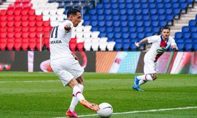 PSG/Angers - Di Maria évoque la victoire et sa passe en coup du foulard