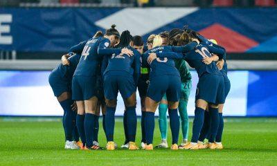 5 joueuses du PSG appelées en Equipe de France pour la trêve d'avril