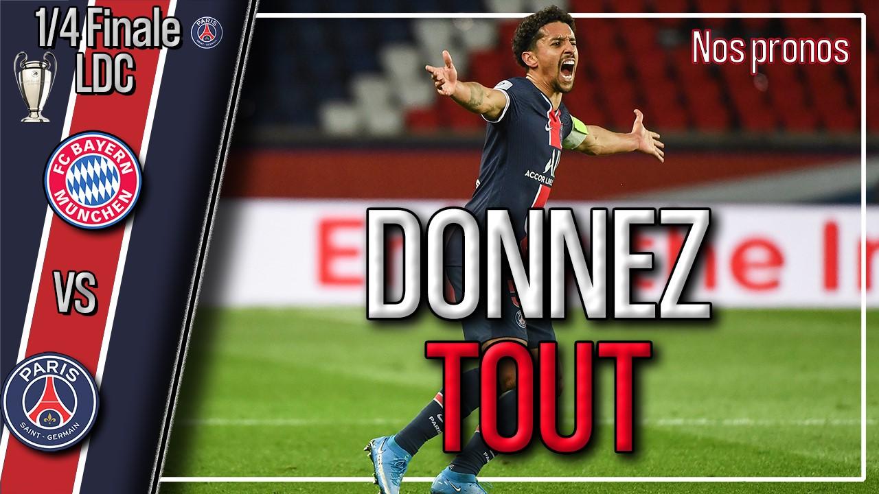 Podcast Bayern/PSG - L'équipe parisienne et nos scores