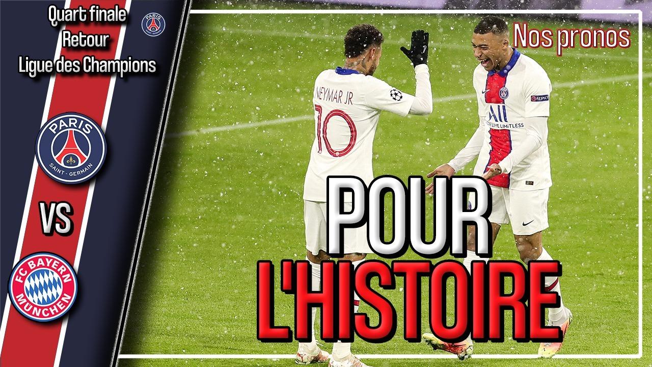 Podcast PSG/Bayern - Quelle équipe pour Paris ? Et nos pronostics