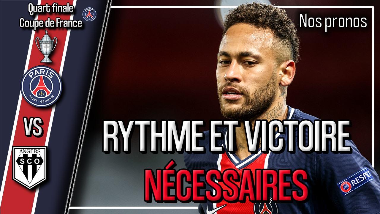 Podcast PSG/Angers - Quelle équipe pour Paris ? Et nos pronostics