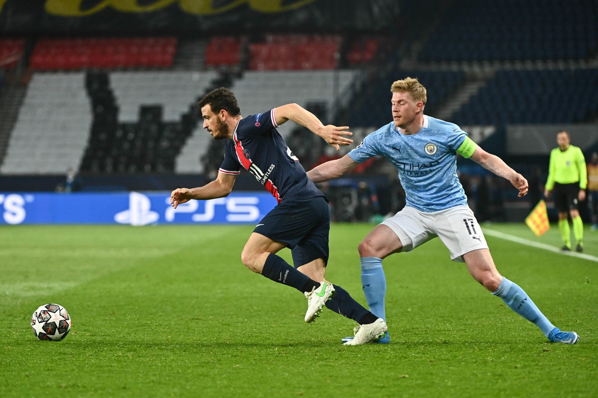 """PSG/City - Florenzi évoque """"deux séquences chanceuses"""" et l'espoir pour le retour"""
