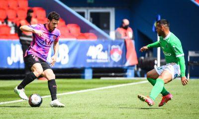 """PSG/Saint-Etienne - Florenzi souligne """"Gagner n'est jamais facile, mais l'équipe travaille dur"""""""