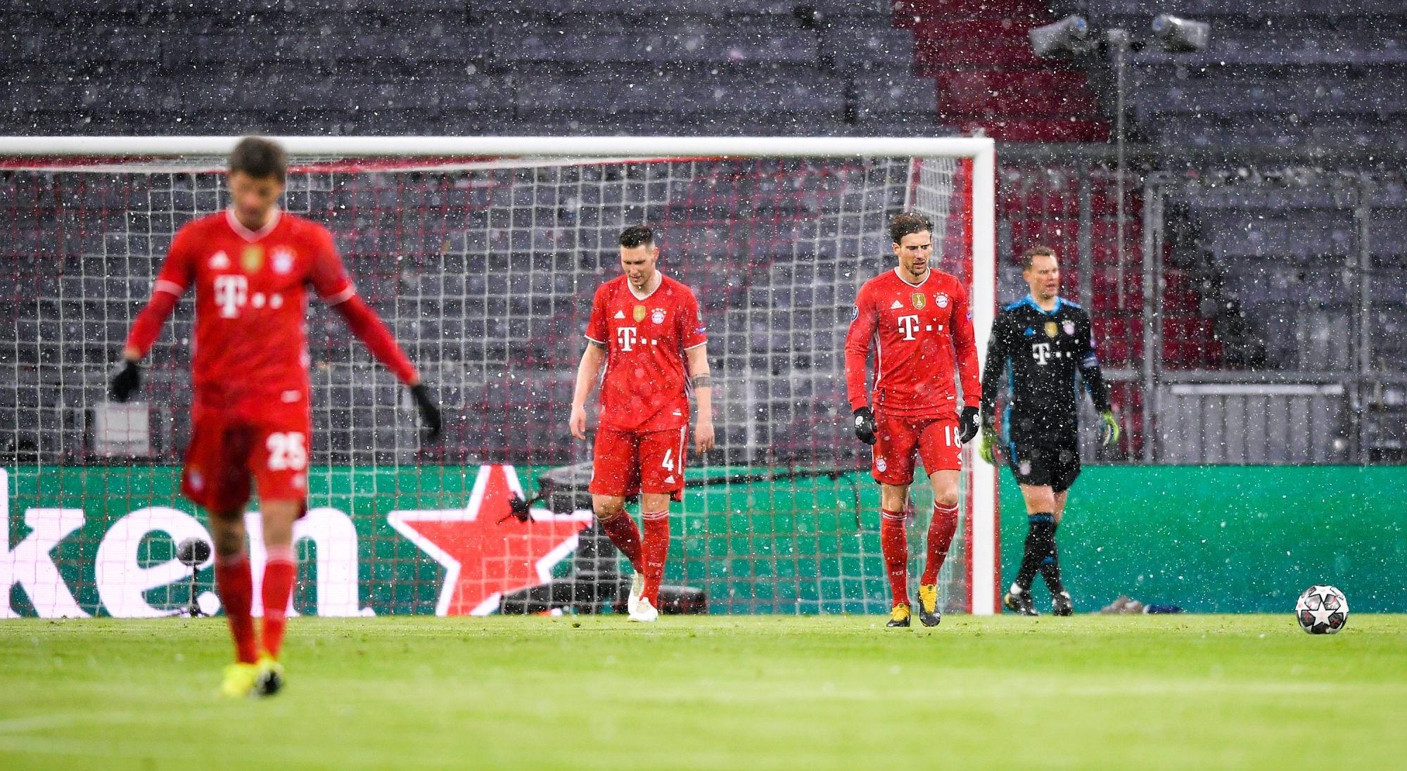 PSG/Bayern - Goretzka et Süle vers des forfaits, annonce Bild