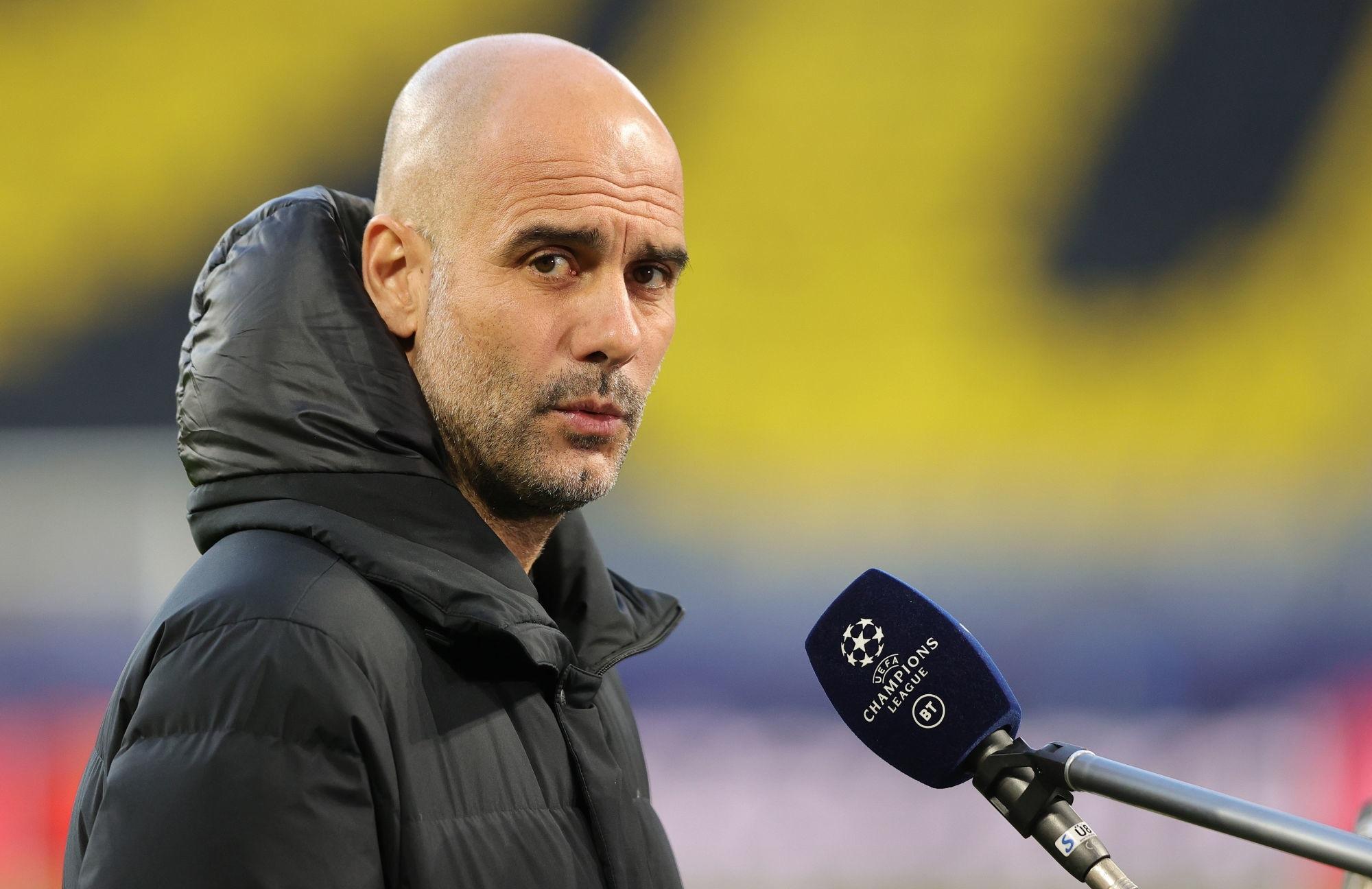 """PSG/Manchester City - Guardiola """"C'est presque impossible de les contrôler pendant 90 minutes"""""""