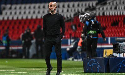 """PSG/City - Guardiola est satisfait mais se méfie du retour """"tout peut arriver"""""""