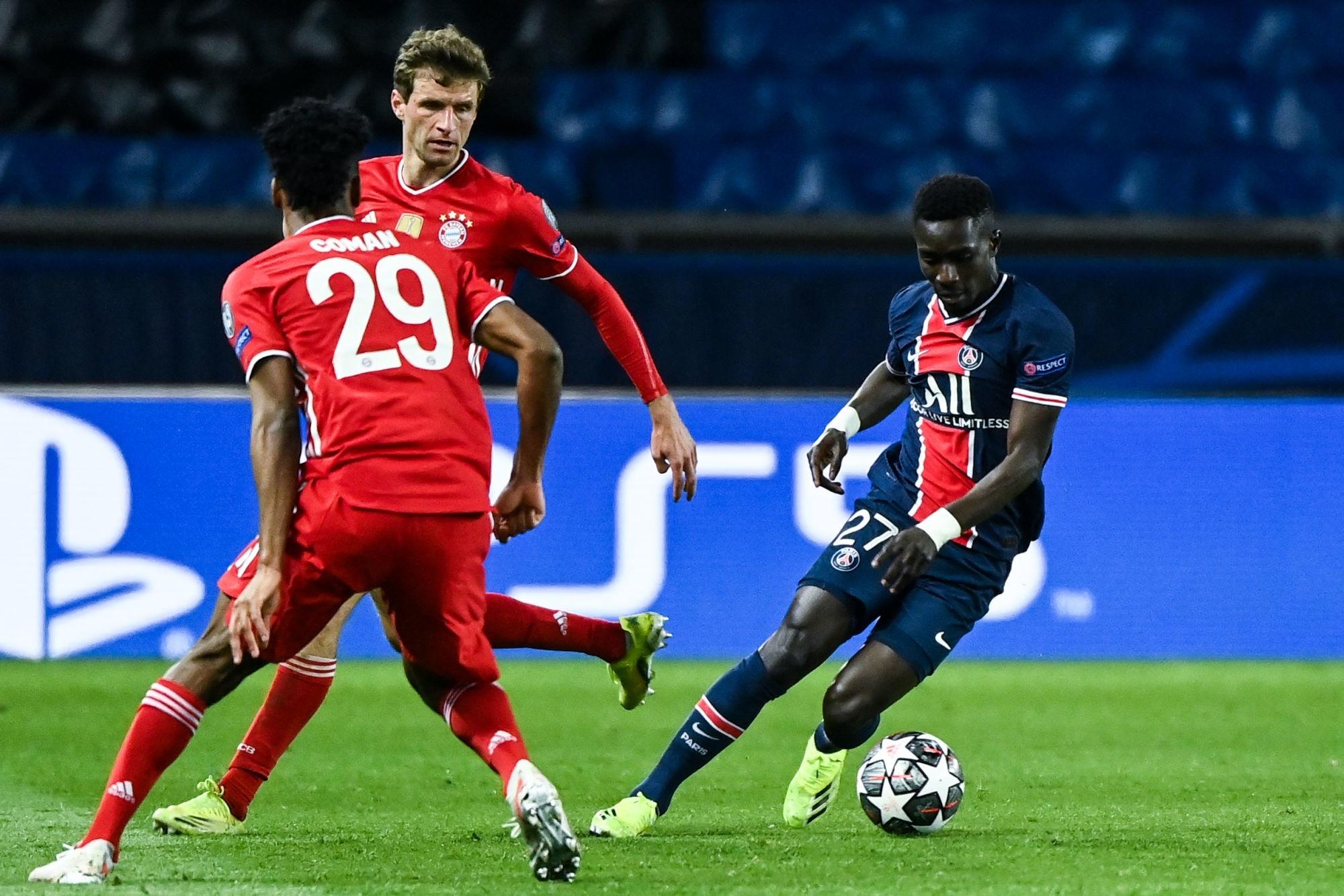 PSG/Bayern - Les notes des Parisiens dans la presse : un patron par ligne