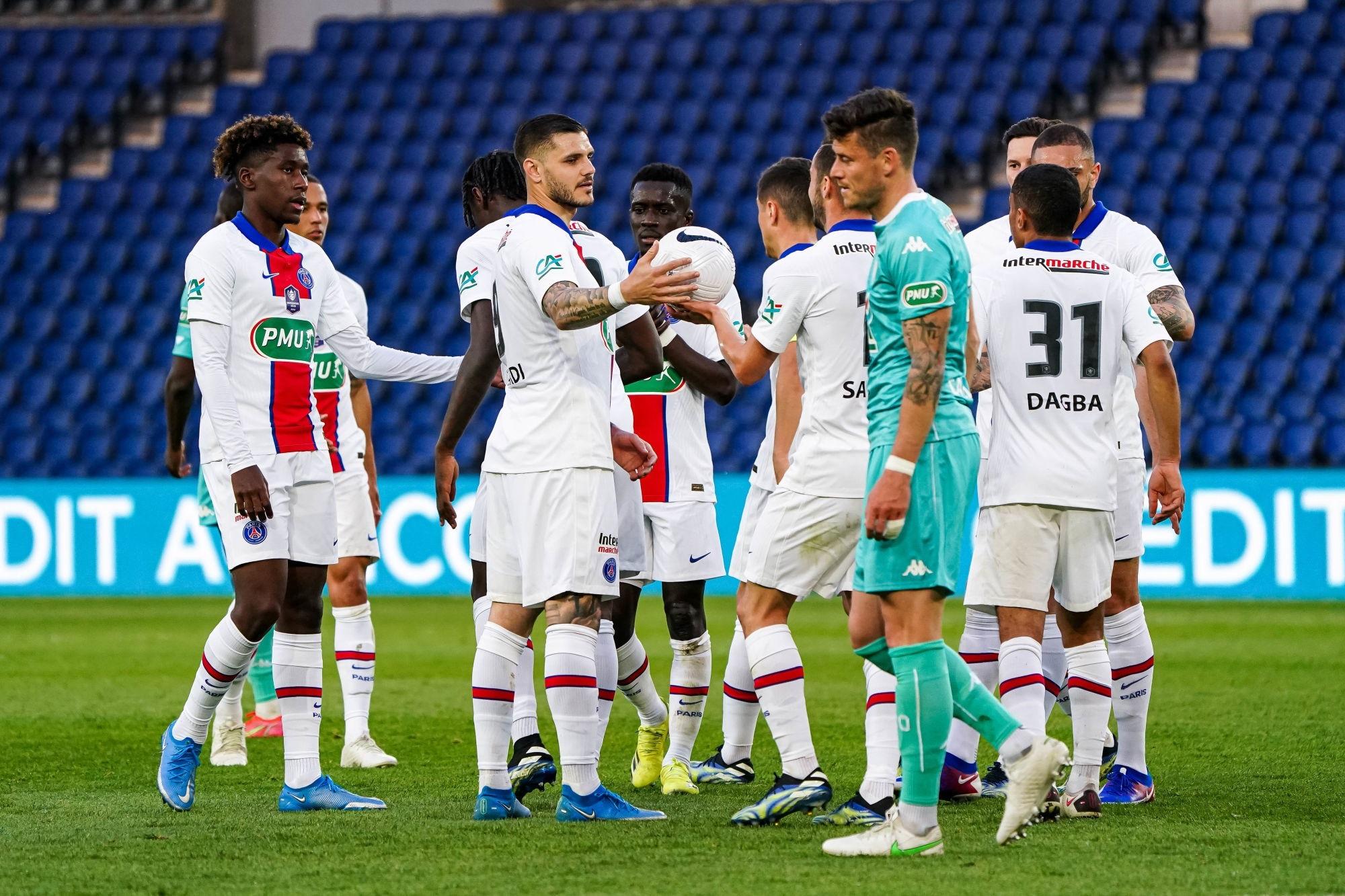 PSG/Angers - Icardi se réjouit de la victoire et de son retour