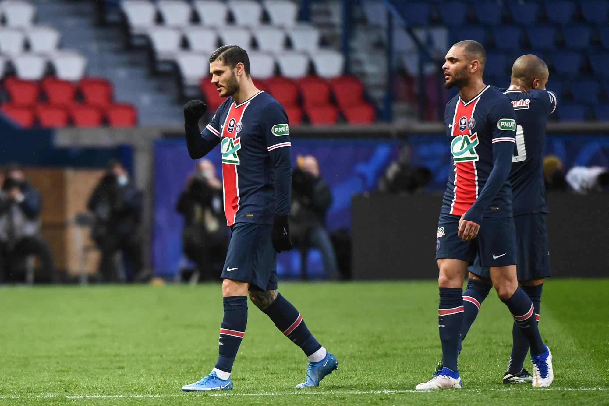 Bayern/PSG - Icardi et Kurzawa toujours absents de l'entraînement ce lundi