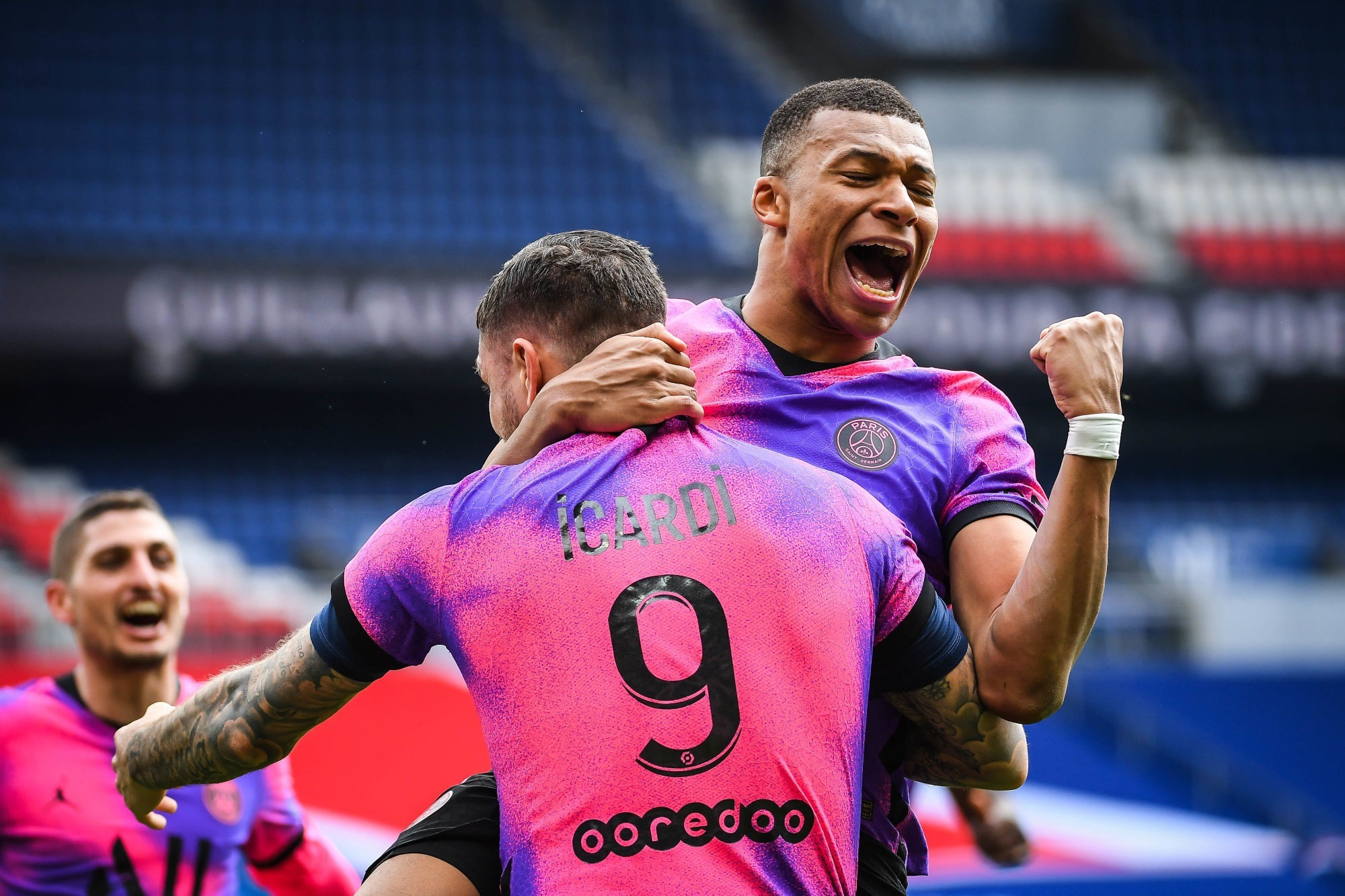 """PSG/Saint-Etienne - Icardi évoque son retour et la victoire """"Difficile d'espérer mieux."""""""