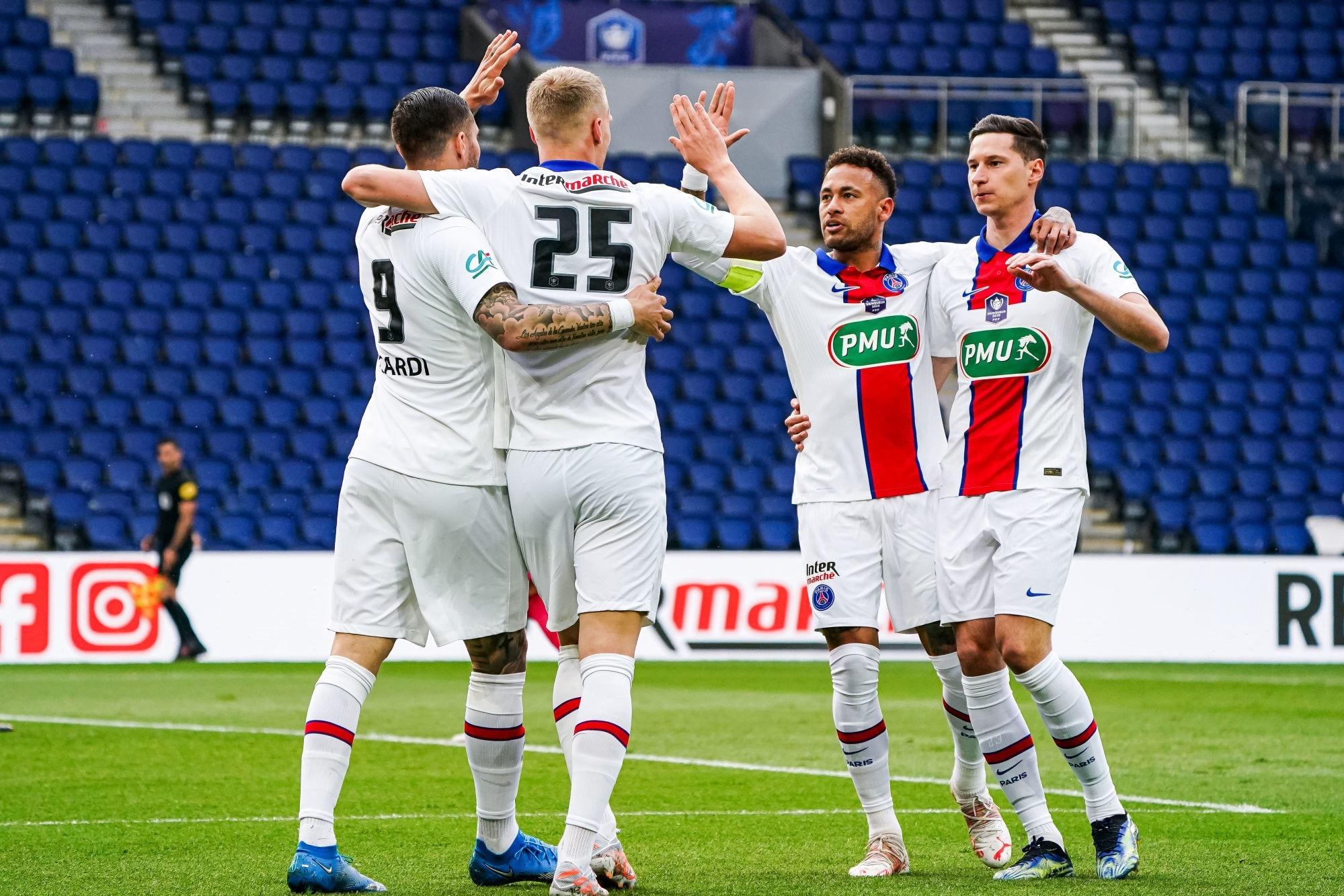 """PSG/Angers - Icardi savoure la victoire et son retour en forme """"J'espère pouvoir continuer"""""""